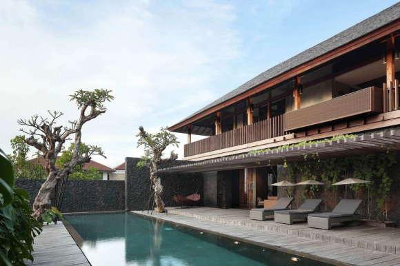 Загородная вилла в Индонезии