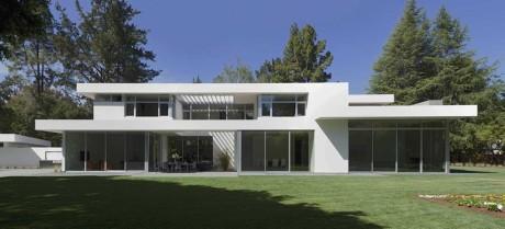 Резиденция АРА (ARA Residence) в США от Swatt | Miers Architects.
