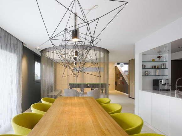 Трёхэтажная квартира в Германии
