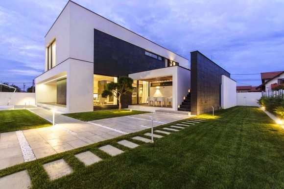 Загородный дом в Румынии
