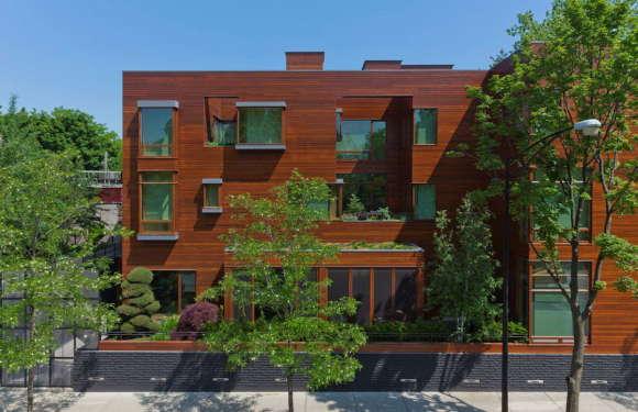 Деревянный дом в Чикаго