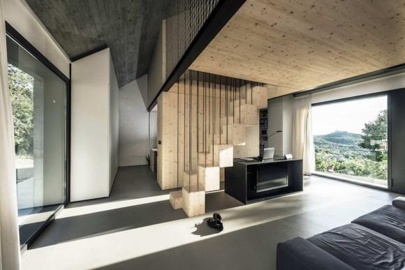Compact Karst House 12