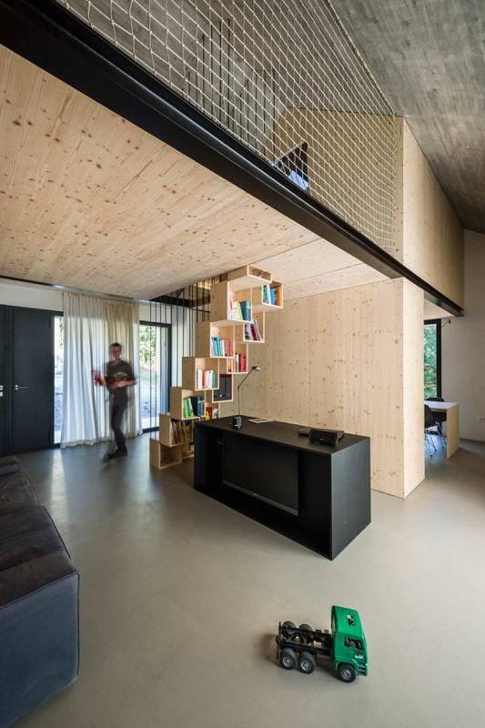Compact Karst House 14