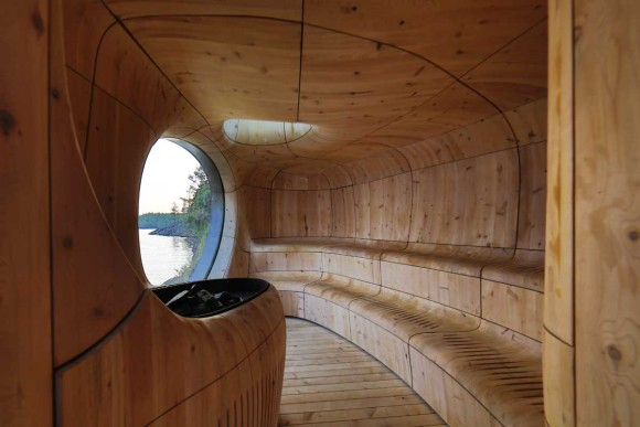 Grotto Sauna 12
