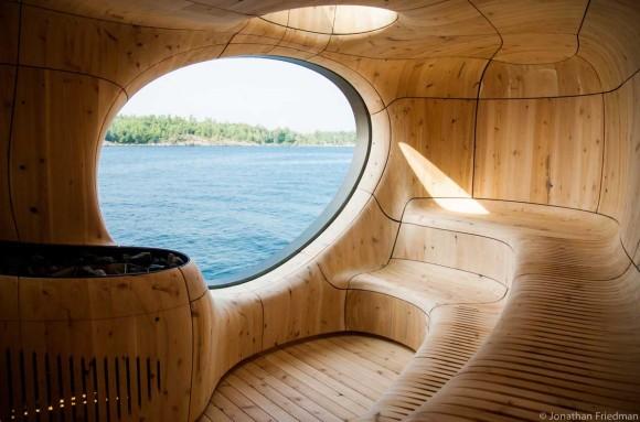 Grotto Sauna 17