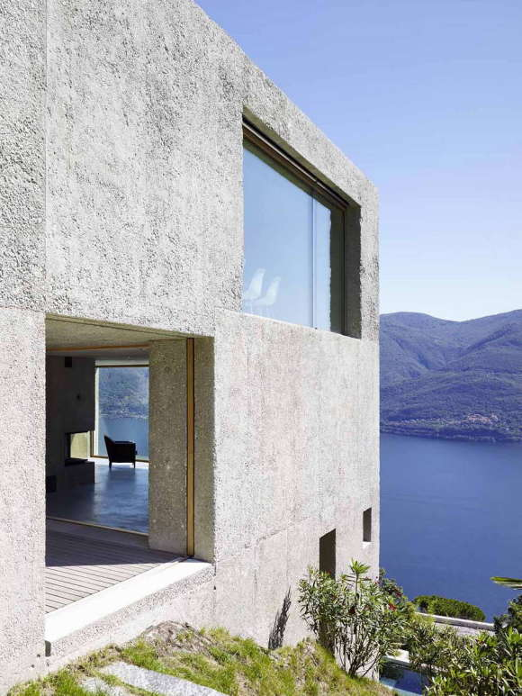 House in Brissago 2