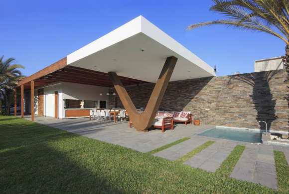 Mar de Luz House 3