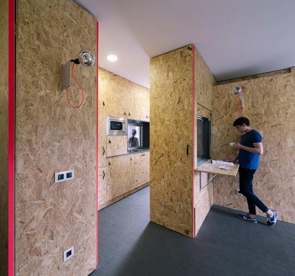 Квартира для одного в Мадриде