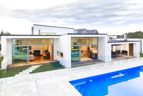 Загородный дом в Новой Зеландии