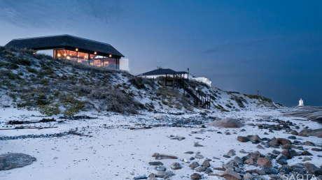Дом у океана в Южной Африке