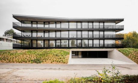 Многоквартирный дом в Швейцарии