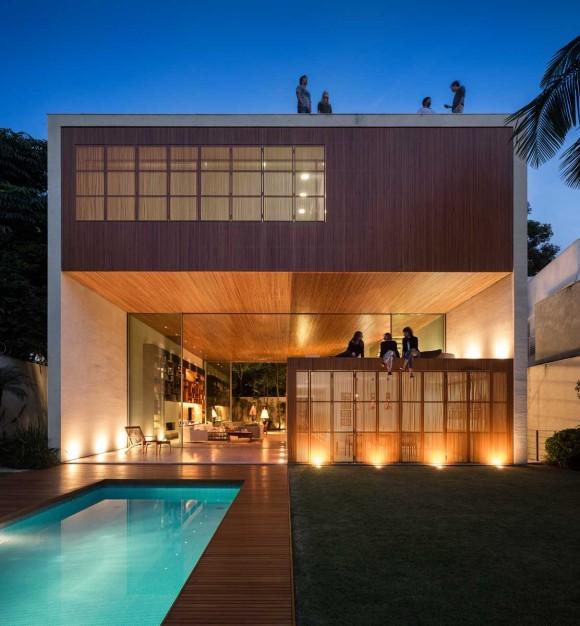 Загородный дом в Бразилии