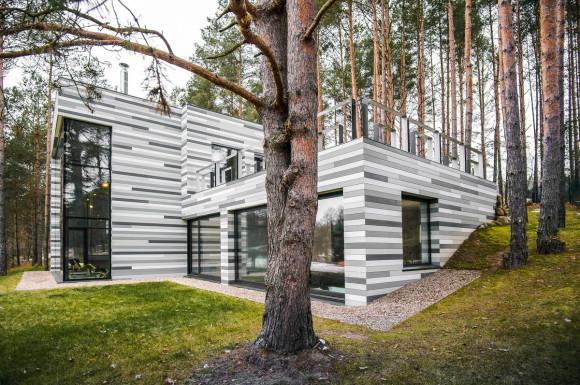 Villa near Vilnius 4