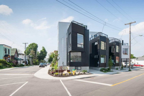 6 Houses in Hintonburg 6