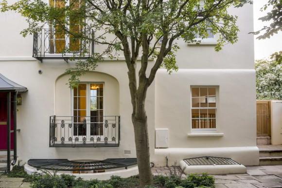Расширение дома в Лондоне