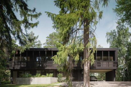 Загородный дом в Швеции