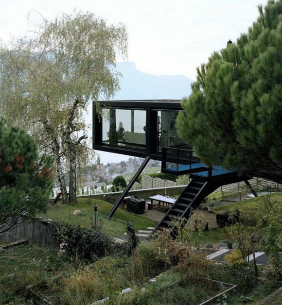 Villa Chardonne 8