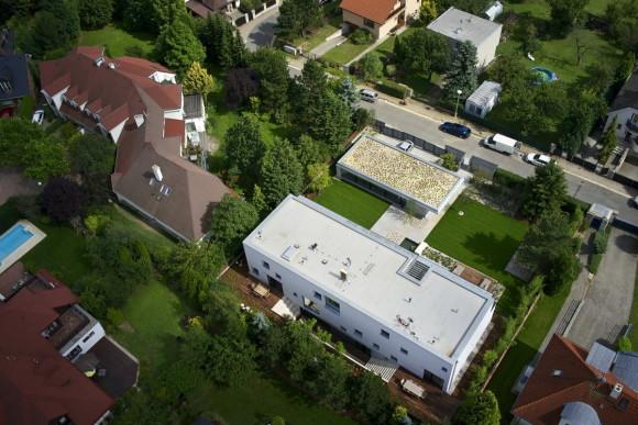 Загородная вилла в Чехии