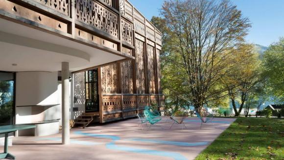 Villa am See 4