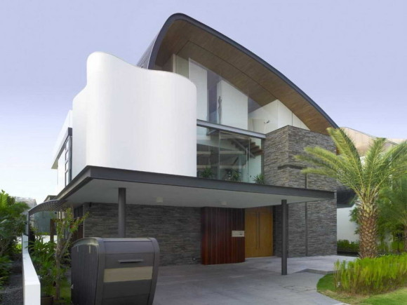 Waterfront Home in Singapore 4