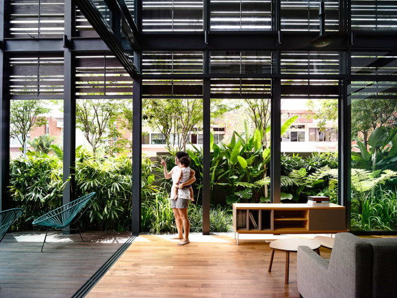 Faber Terrace 25