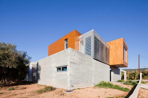 Загородный дом на Кипре