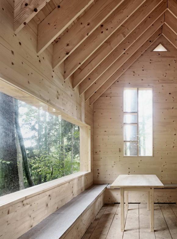 Лесной домик в Австрии