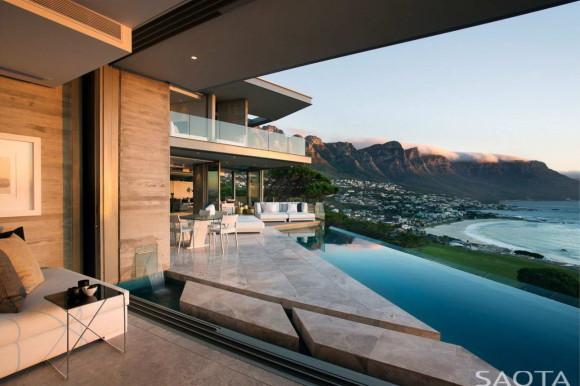 Дом с видом на океан в Южной Африке