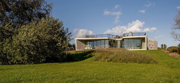 Дом W.I.N.D. (House W.I.N.D.) в Голландии от UNStudio.