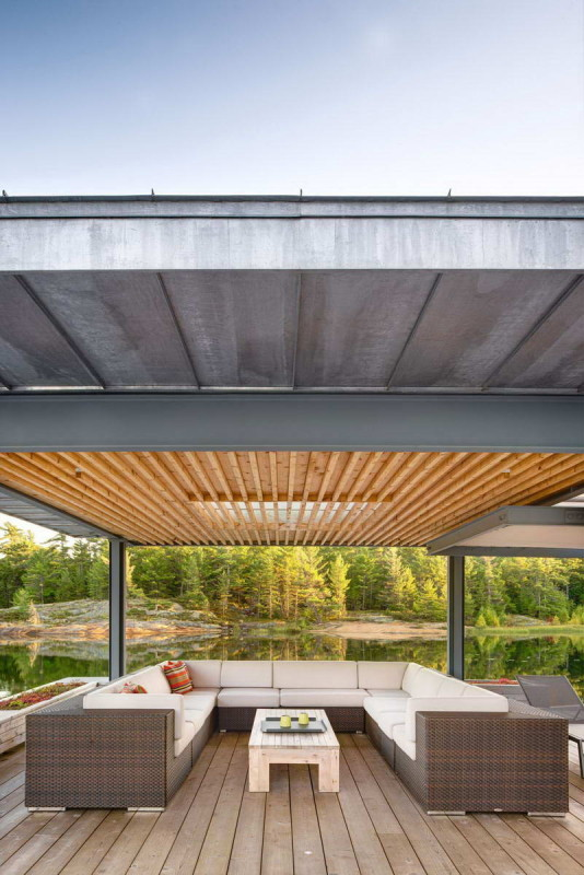 Modern Boathouse 6