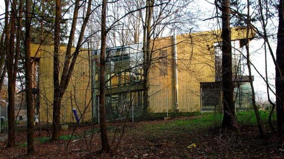 Пассивный Дом Че (Passive House Che) в Румынии от Tecto Arhitectura.