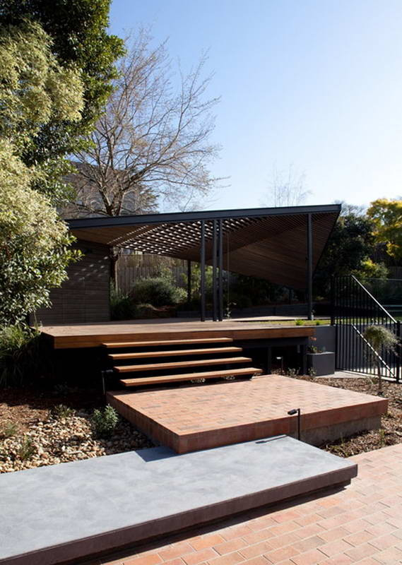 Bent Pavilion 4