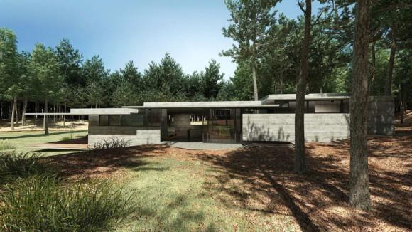 Casa Bosque 3