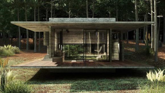 Casa Bosque 7