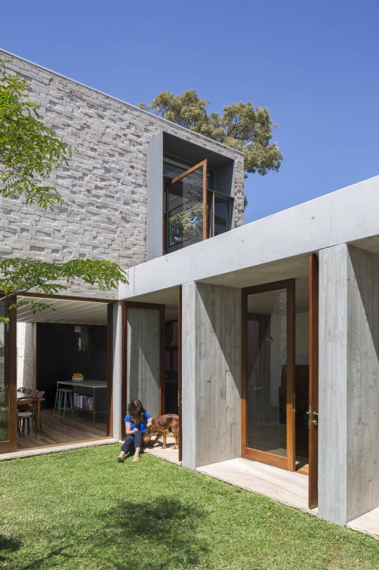 Courtyard House 3