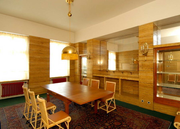 Restored Adolf Loos-designed interiors 3