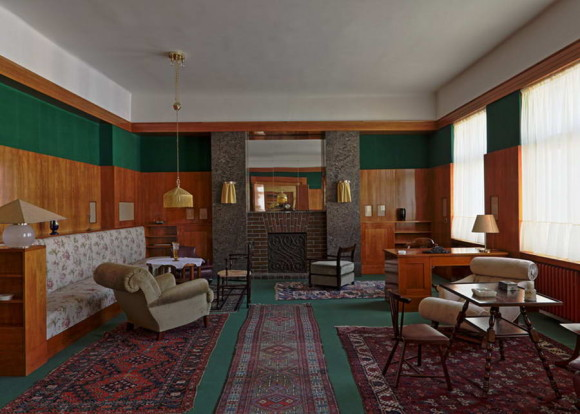 Restored Adolf Loos-designed interiors 4