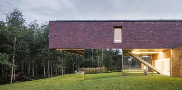 Living-Garden House In Katowice 1