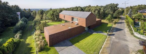 Living-Garden House In Katowice 3
