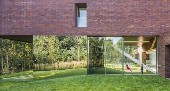Living-Garden House In Katowice 8
