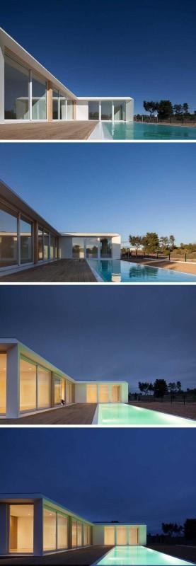 Модульный дом в Португалии