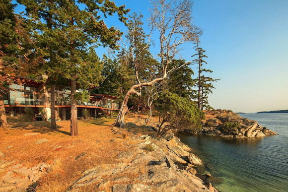 Saturna Island Retreat 1