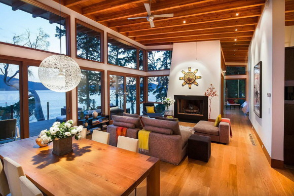 Saturna Island Retreat 15