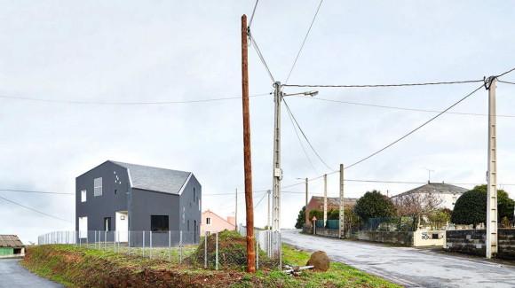 Дом для отдыха (Vacation Home in Vilapol) в Испании от Padilla Nicas Arquitectos.
