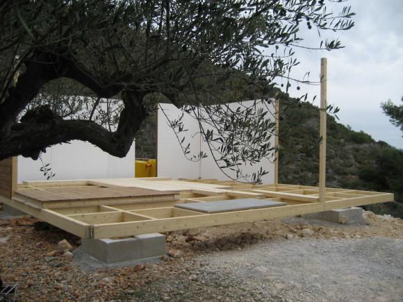 Vivienda prefabricada en madera 16