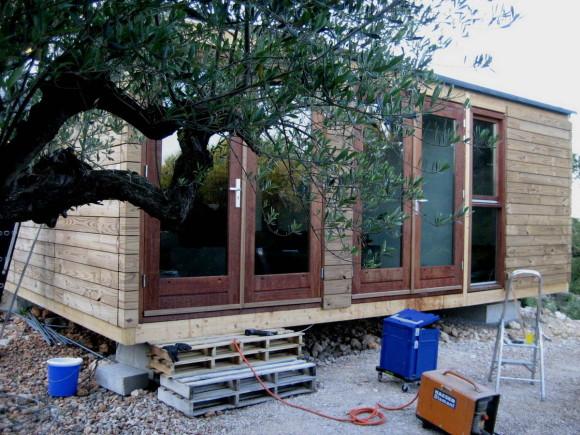 Vivienda prefabricada en madera 19