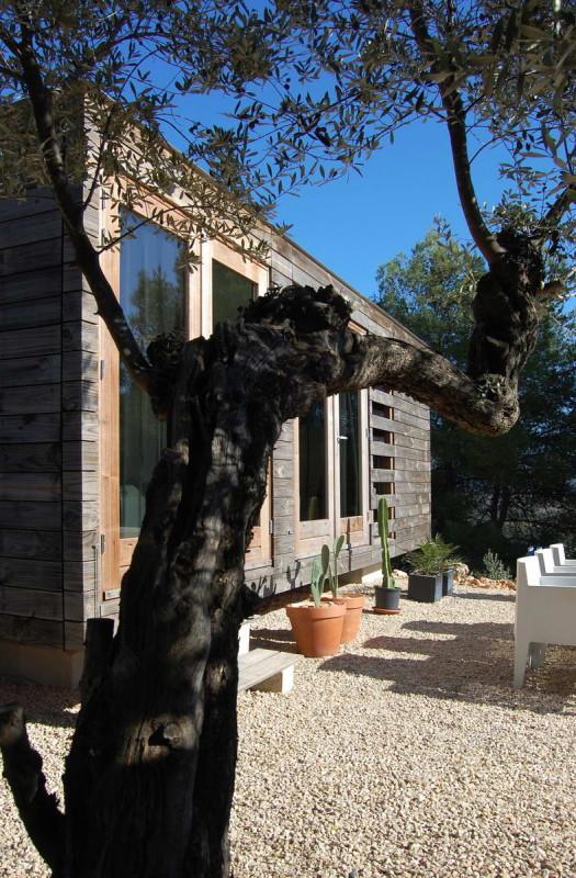 Vivienda prefabricada en madera 2