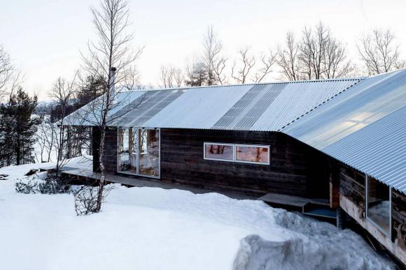 Cabin at Femunden 14