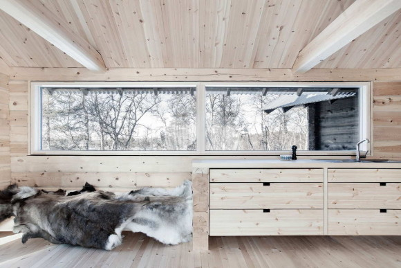 Cabin at Femunden 18