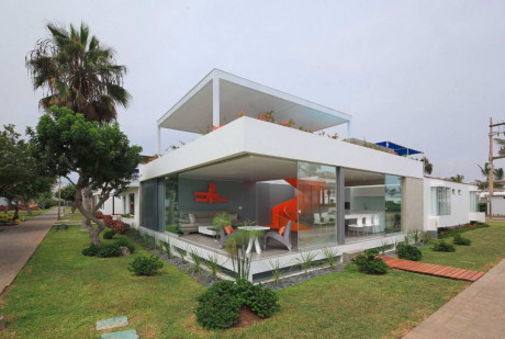 Пляжный дом в Перу